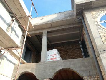 Izrada Polustrukturalne Staklene Fasade